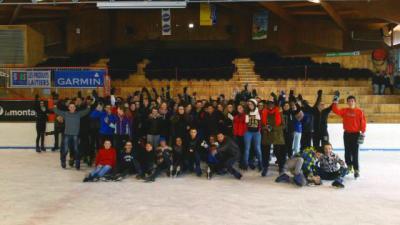 Sortie patinoire college 4eme et 3eme fevrier 2015 2