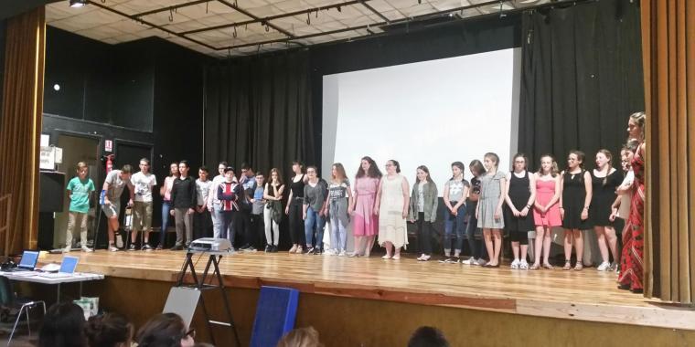 Theatre college juin 2017 1