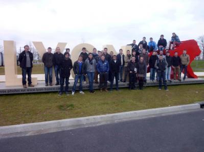 Visite eurexpo lyon fevrier 2013 section bois1