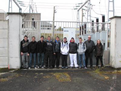 Visite2 edf capelectricite novembre2011
