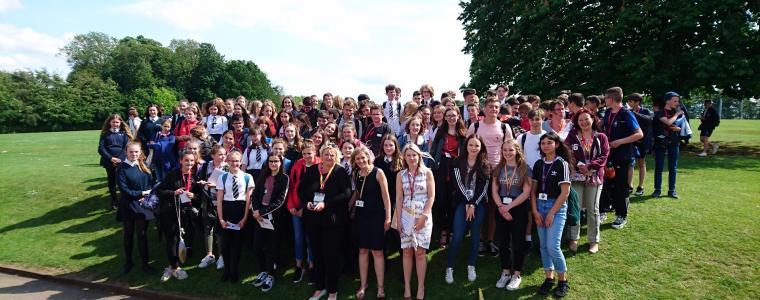 Les élèves de 5ème vont à la rencontre de leurs correspondants anglais du Yorkshire