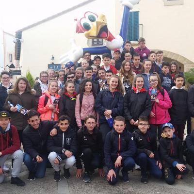L'Espagne en avril pour les élèves de 4ème !