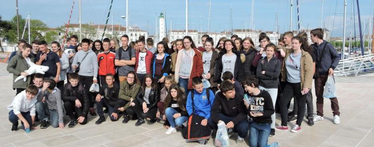 Voyage scolaire 4eme mai2017 2