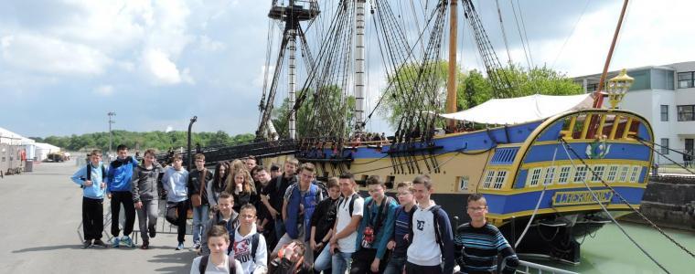 Voyage scolaire 4eme mai2017 3